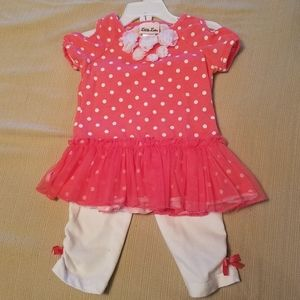 Little Lass 2 Piece Spring outfit